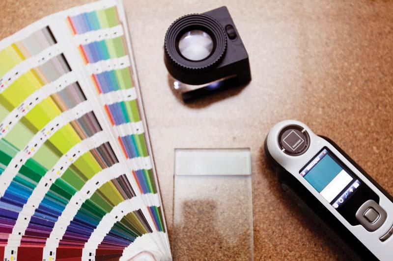 Fidelidade de cores