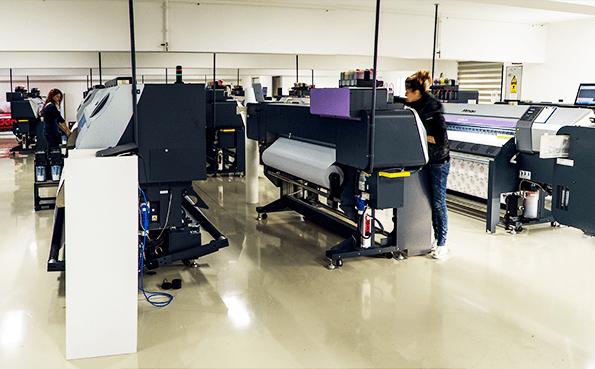 impressão offset